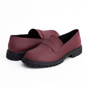 Loafer Aura Vinho