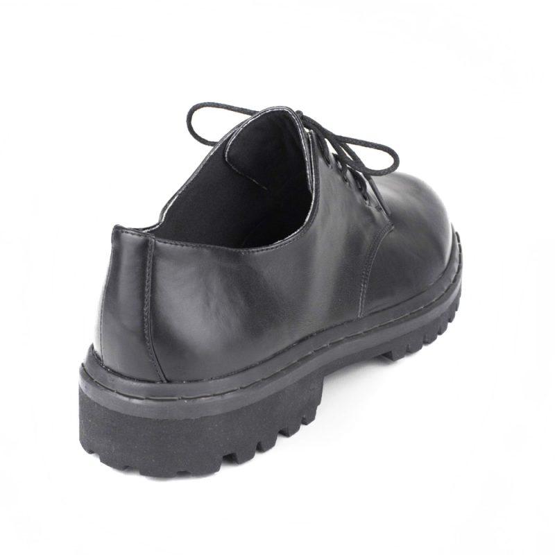 Sapato Tratorado Terra All Black 2