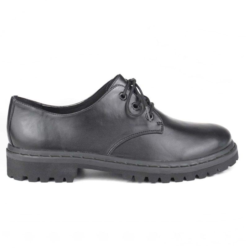 Sapato Tratorado Terra All Black 1