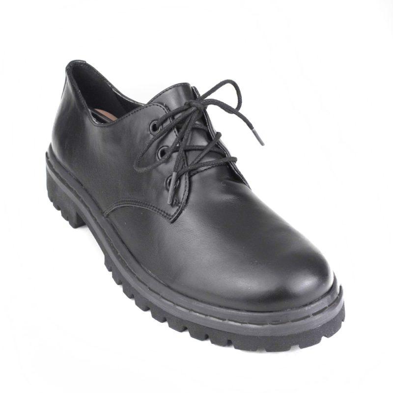 Sapato Tratorado Terra All Black 3