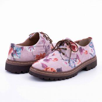 Sapato Tratorado Terra Lilium