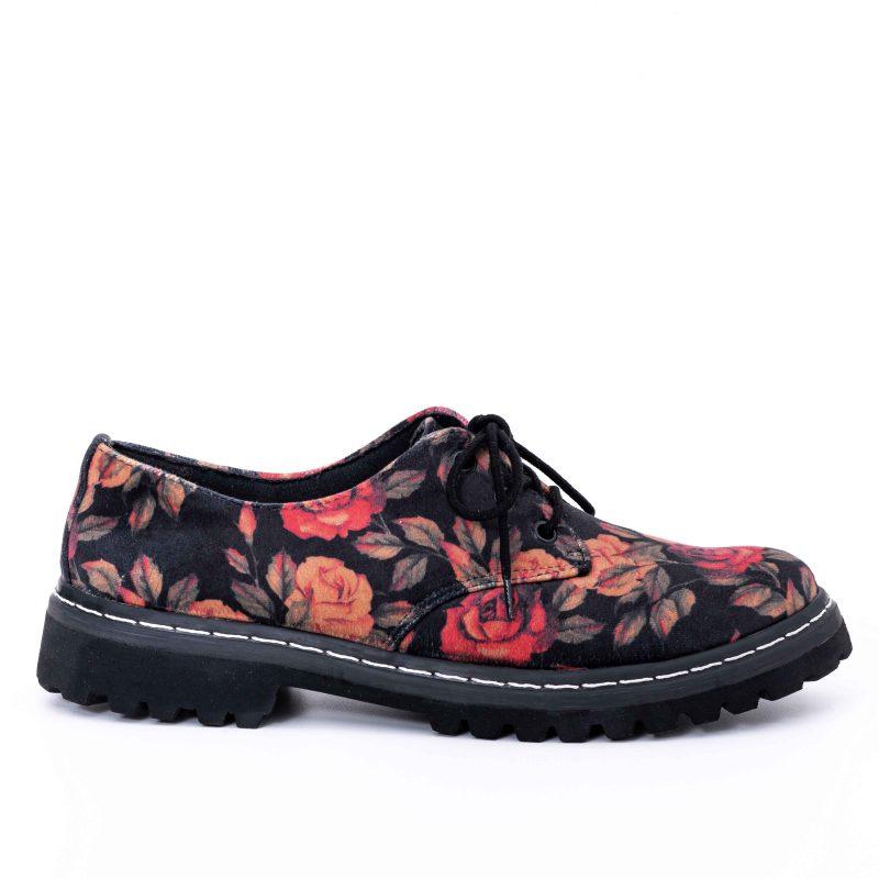 Sapato Tratorado Terra Gioconda 1