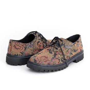 Sapato Tratorado Terra Filomena