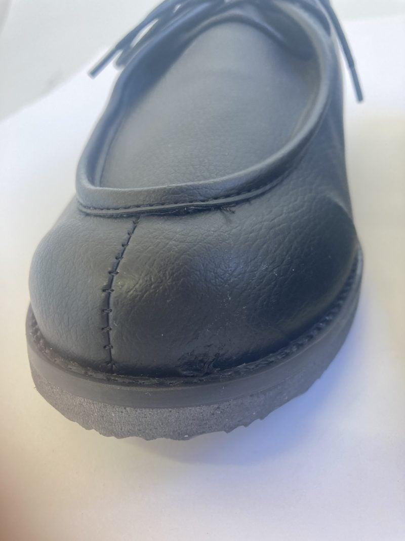 Sapato Yule Preto (Pequenos Defeitos) 2