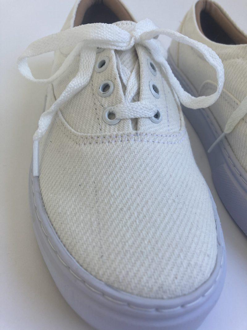 Tênis Ventura Branco (Pequenos Defeitos) 3