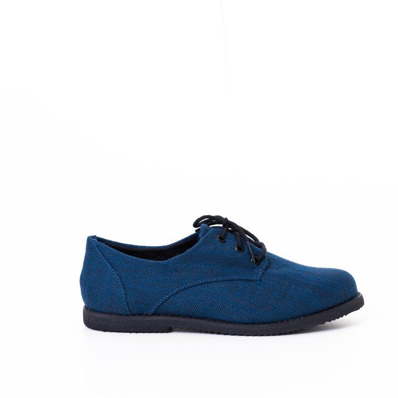 Oxford Cosmo Azul Índigo (Amostra) 1