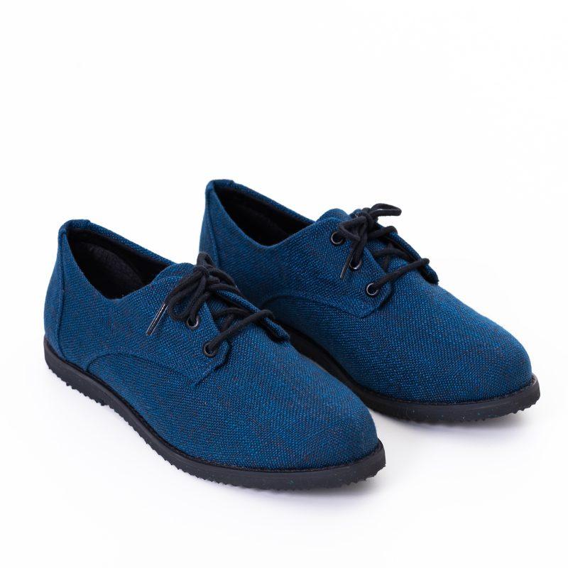 Oxford Cosmo Azul Índigo (Amostra) 3