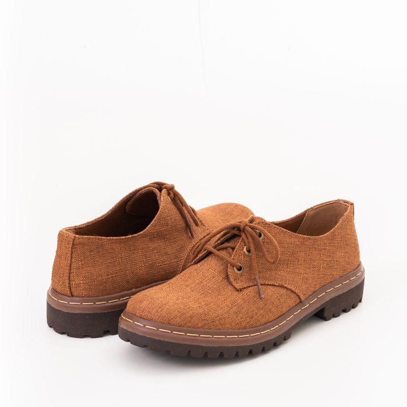 Sapato Tratorado Terra Conhaque (Amostra) 3