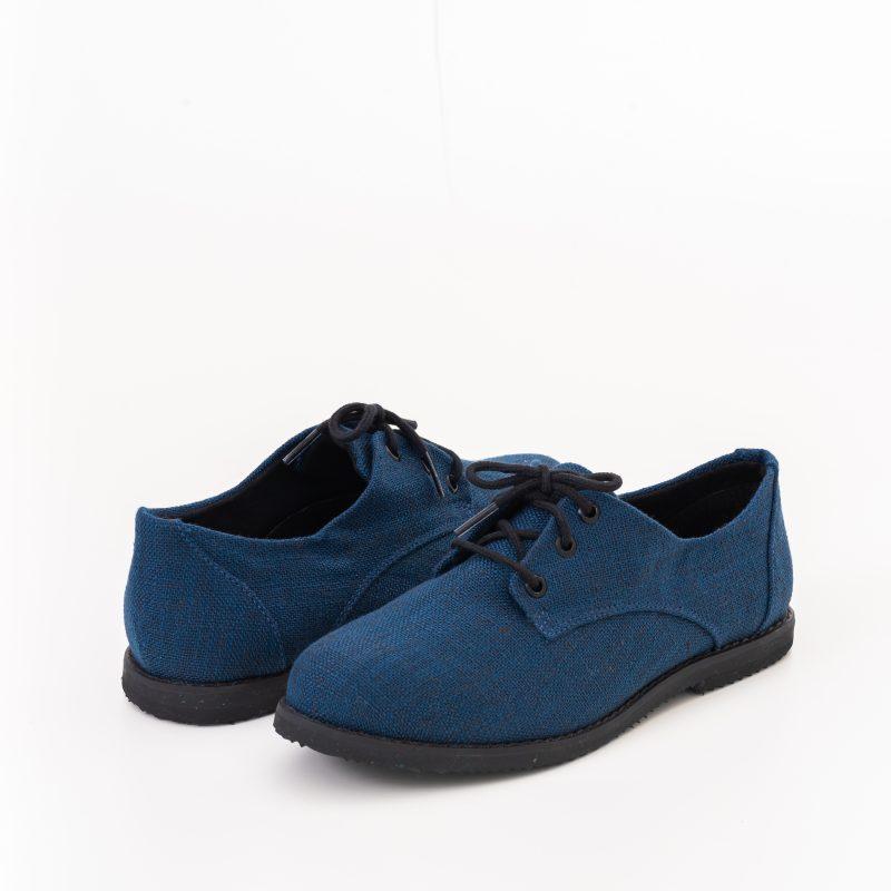 Oxford Cosmo Azul Índigo (Amostra) 2