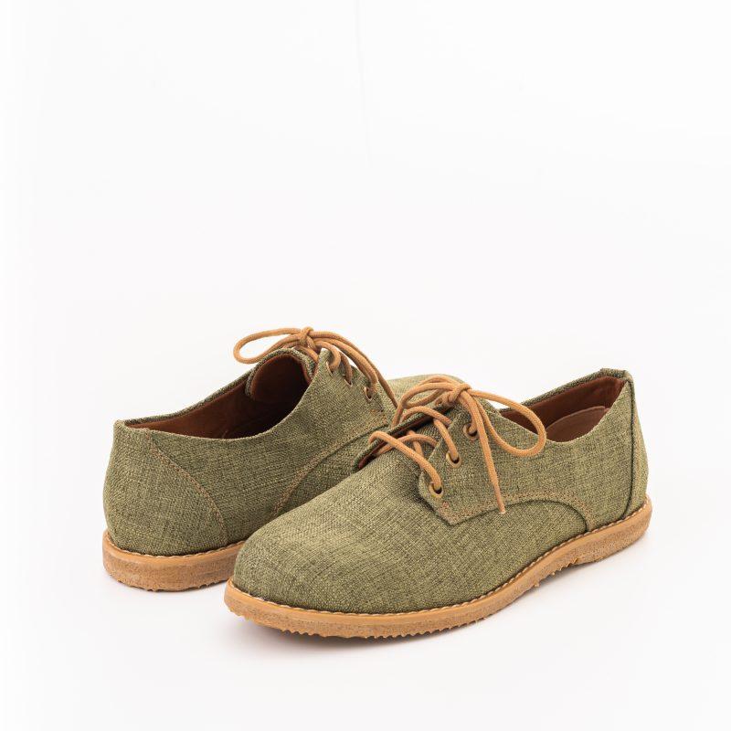 Oxford Cosmo Verde Musgo (Amostra) 3