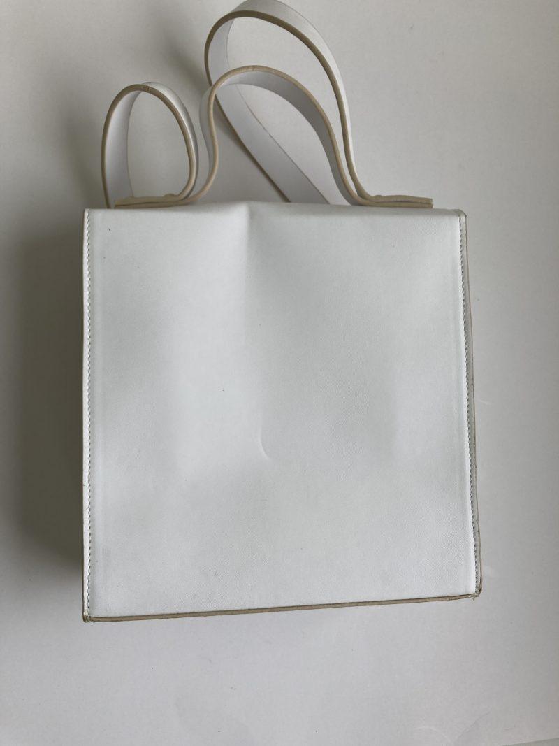 Bolsa Ica Branca - Collab Renata Buzzo (Pequenos Defeitos) 5