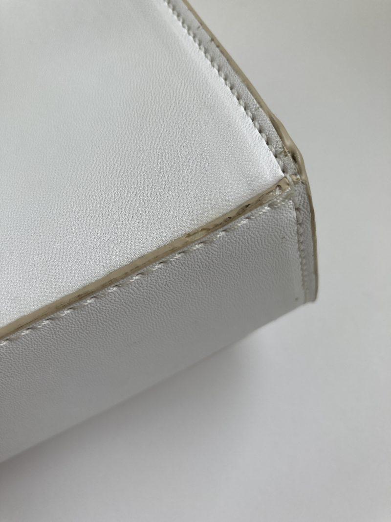 Bolsa Ica Branca - Collab Renata Buzzo (Pequenos Defeitos) 4