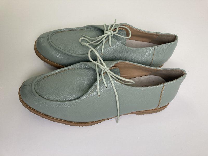Sapato Yule Menta (Pequenos Defeitos) 3