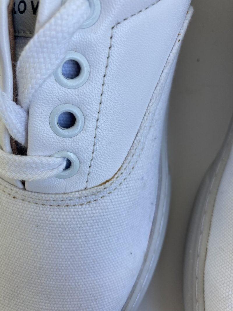 Tênis Ventura Branco (Amostra e Pequenos Defeitos) 3