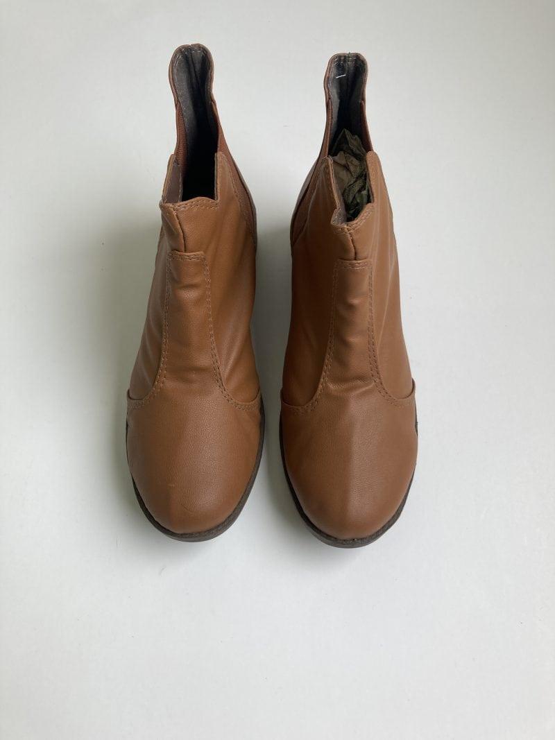 Bota Chelsea Caramelo (Pequenos Defeitos) 2