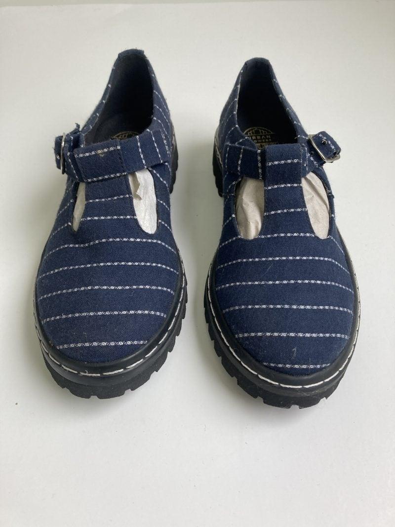 Sapato Tratorado Teodora Listrado (Amostra) 2