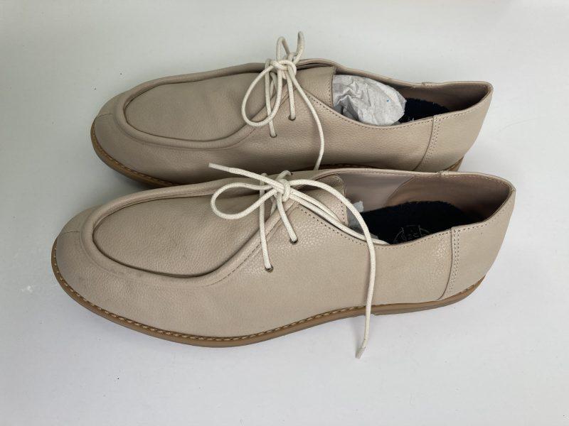 Sapato Yule Creme (Amostra) 1