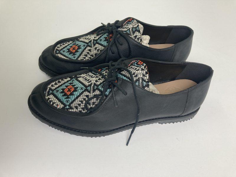 Sapato Yule Hades Preto (Amostra) 3