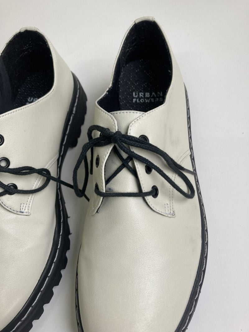 Sapato Tratorado Terra Off White (Pequenos Defeitos) 2