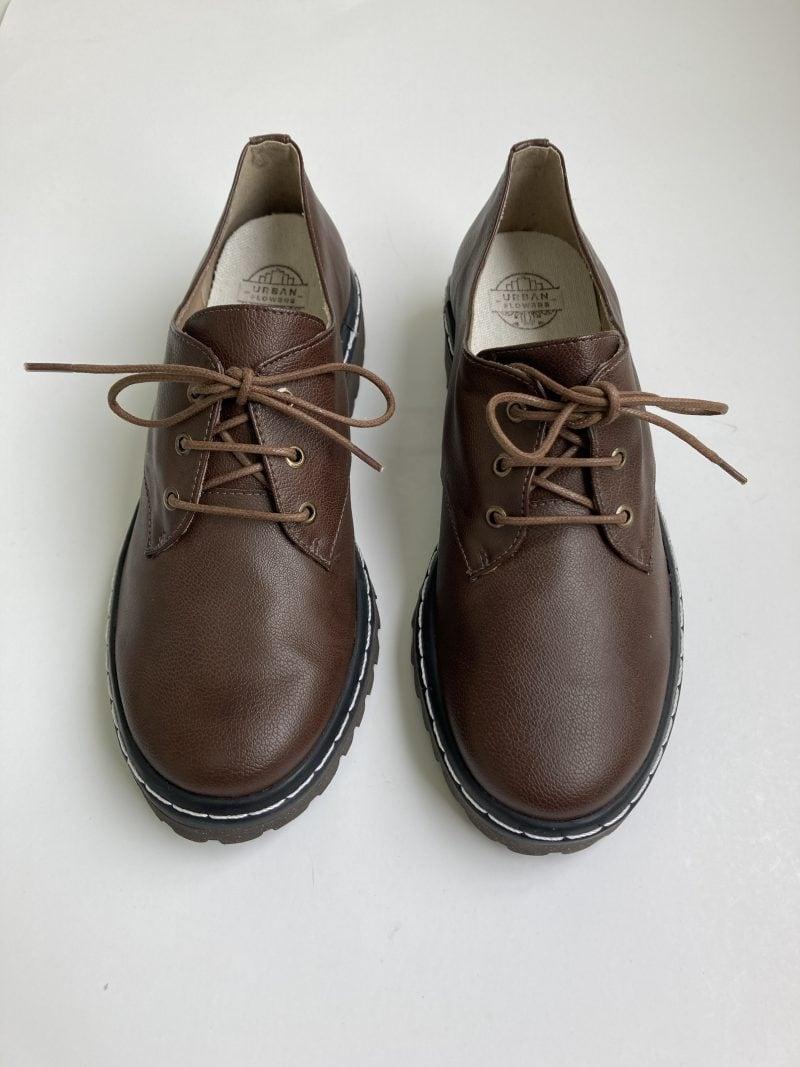 Sapato Tratorado Terra Café (Amostra) 3