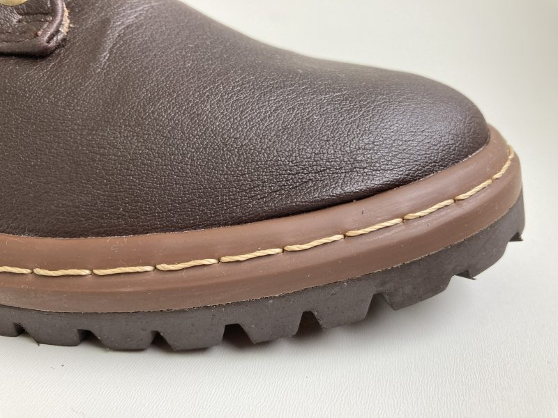 Sapato Tratorado Terra Café (Pequenos Defeitos) 1
