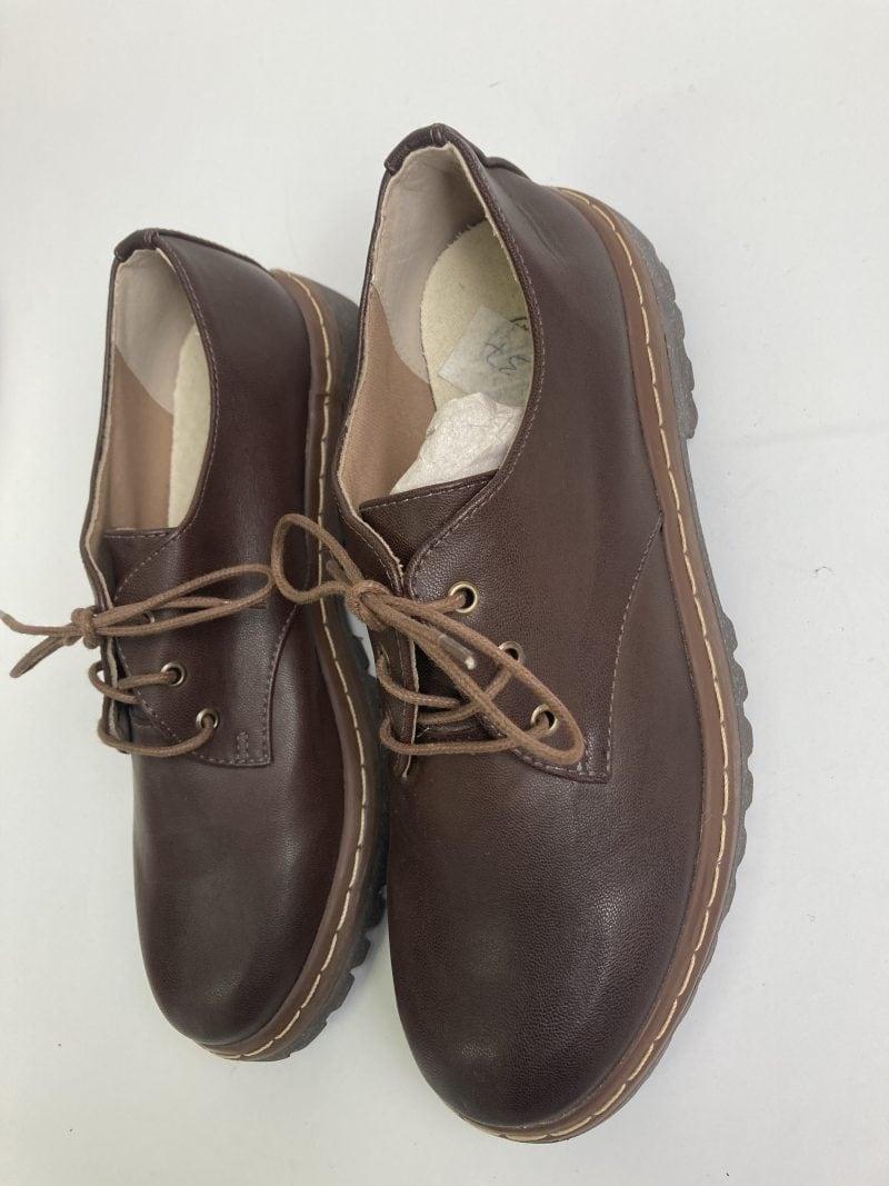 Sapato Tratorado Terra Café (Pequenos Defeitos) 3