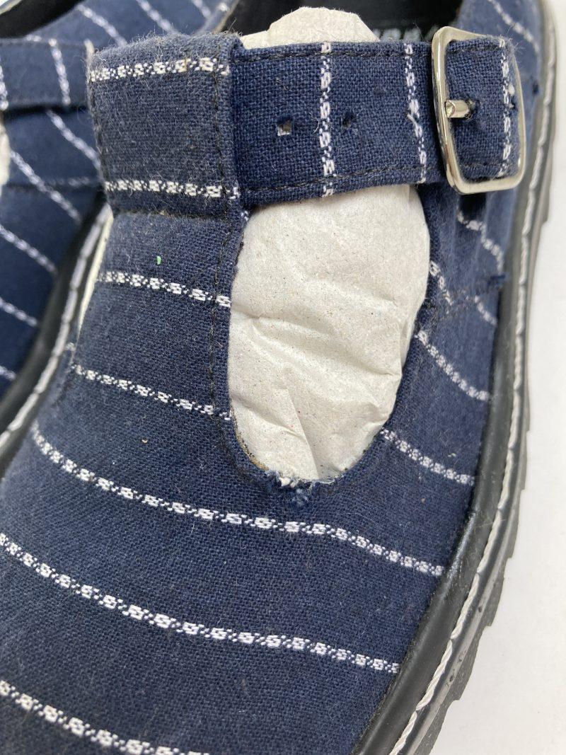 Sapato Tratorado Teodora Listrado (Amostra) (Pequenos Defeitos) 2