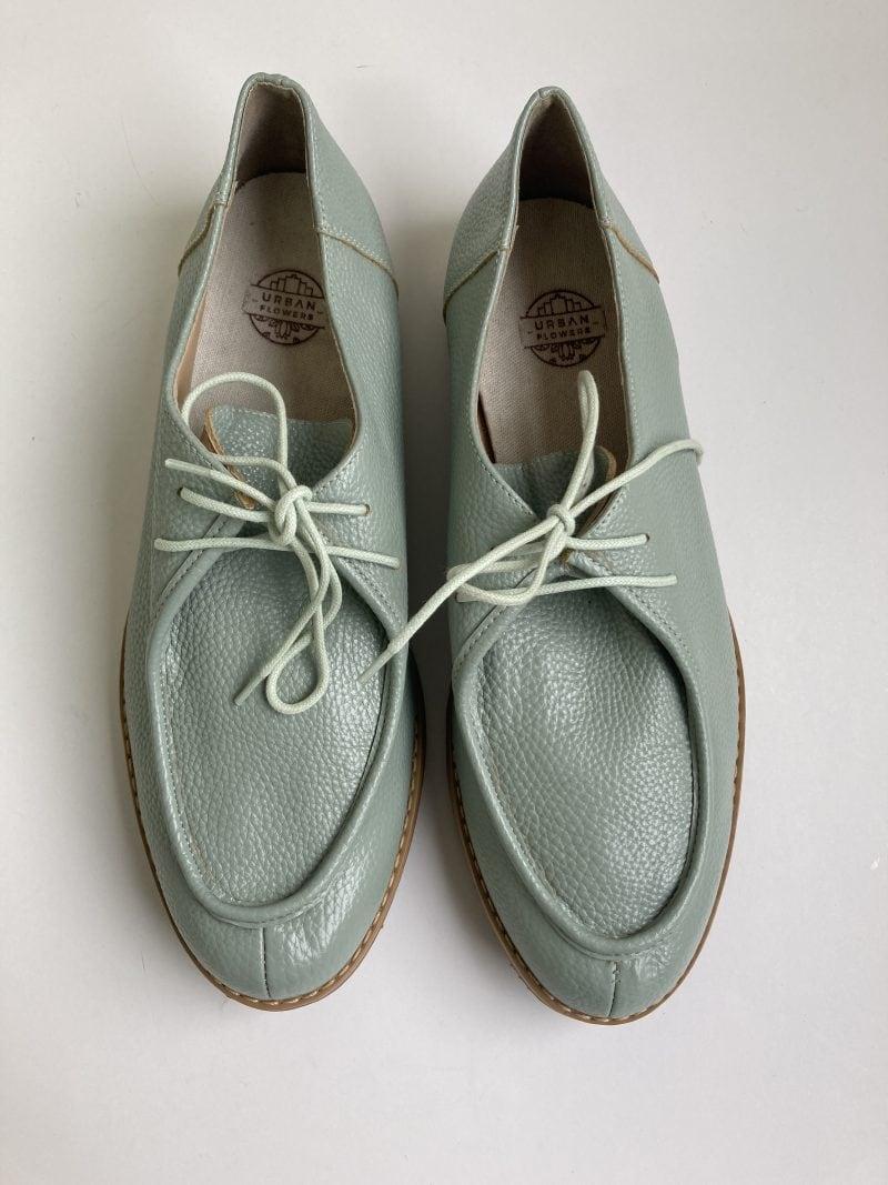 Sapato Yule Menta (Pequenos Defeitos) 2