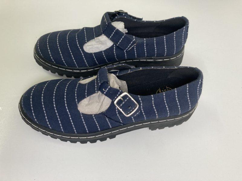 Sapato Tratorado Teodora Listrado (Amostra) 3