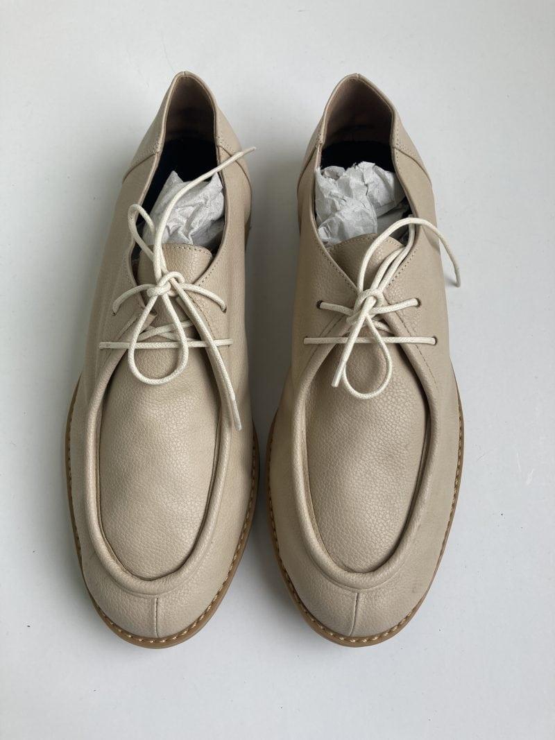 Sapato Yule Creme (Amostra) 2