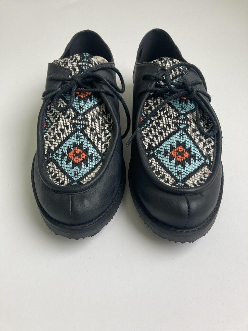 Sapato Yule Hades Preto (Amostra) 4