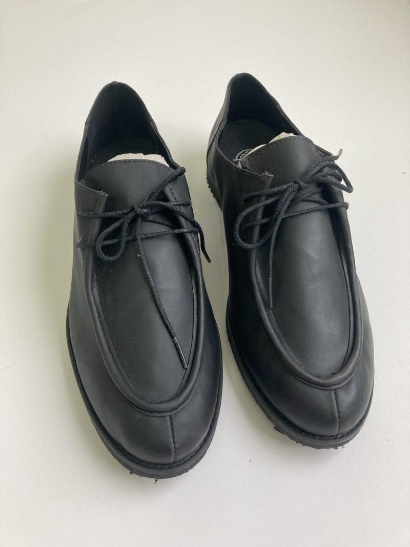 Sapato Yule Preto (Amostra) 4