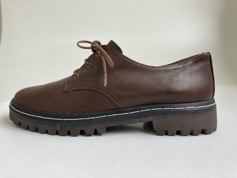 Sapato Tratorado Terra Café (Amostra) 1