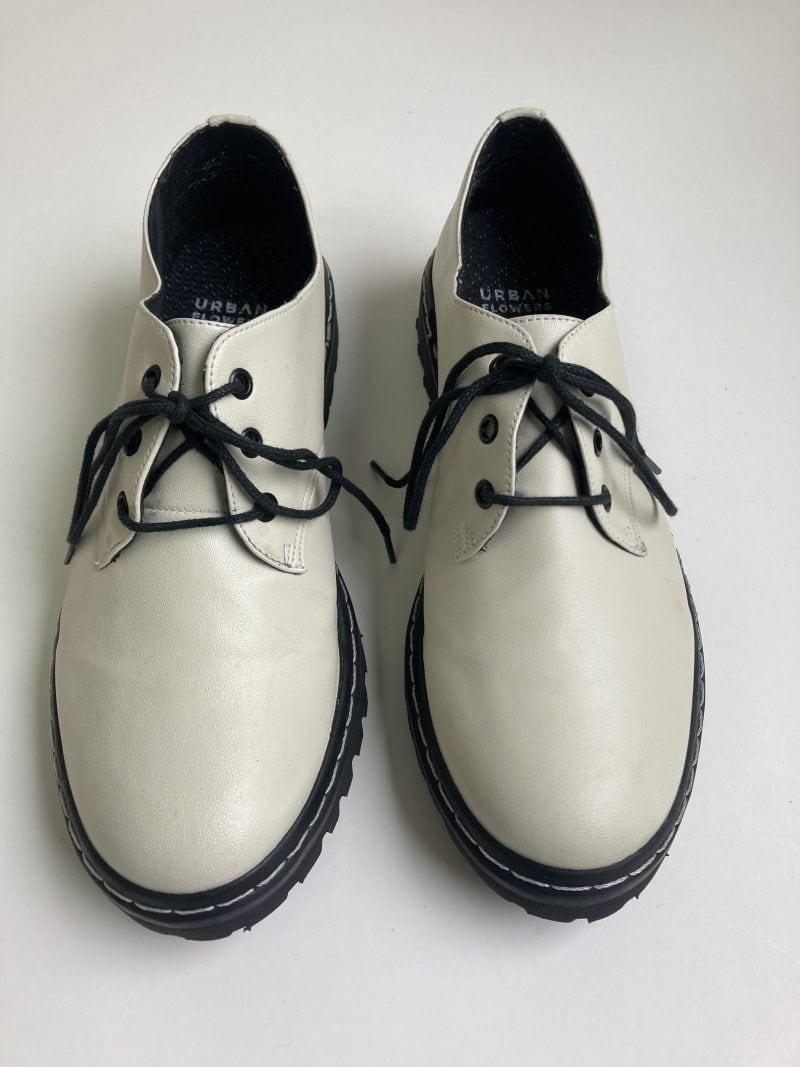 Sapato Tratorado Terra Off White (Pequenos Defeitos) 3