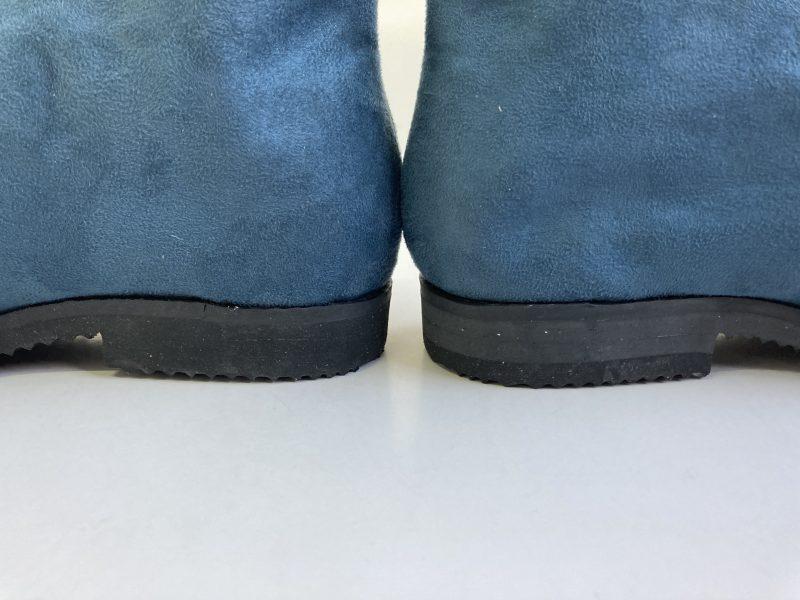 Bota Cadarço Azul Índigo (Amostra) (Pequenos Defeitos) 3