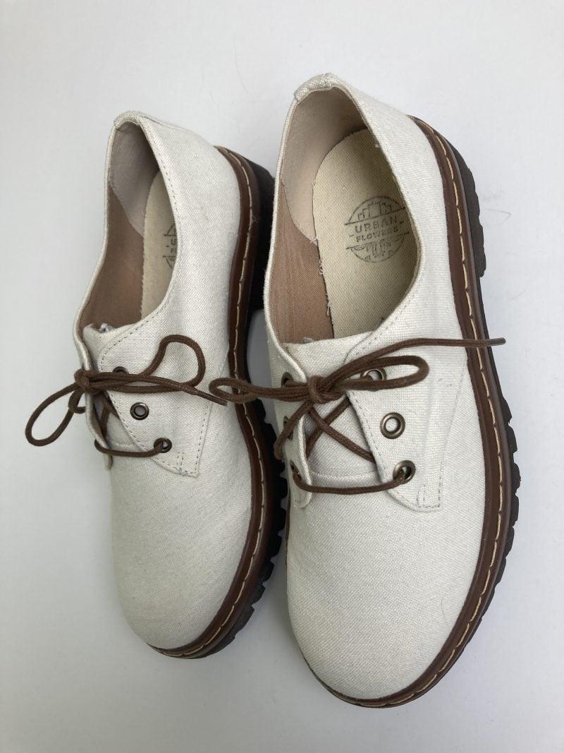 Sapato Tratorado Terra Cru (Pequenos Defeitos) 3