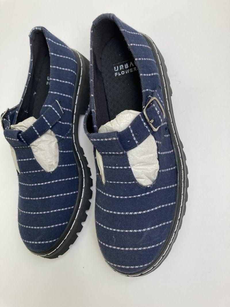 Sapato Tratorado Teodora Listrado (Amostra) (Pequenos Defeitos) 4