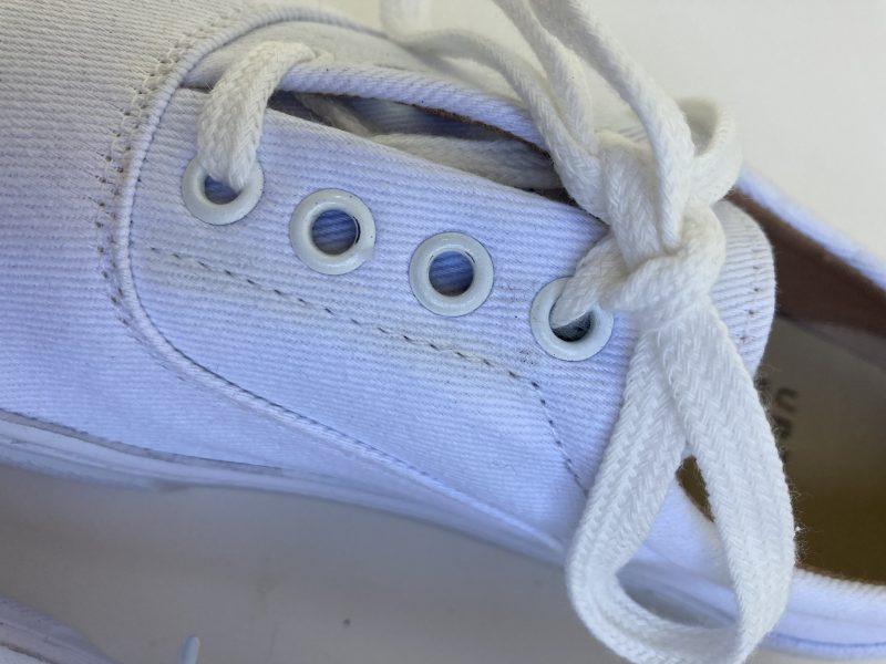 Tênis Ventura Branco (Amostra e Pequenos Defeitos) 2