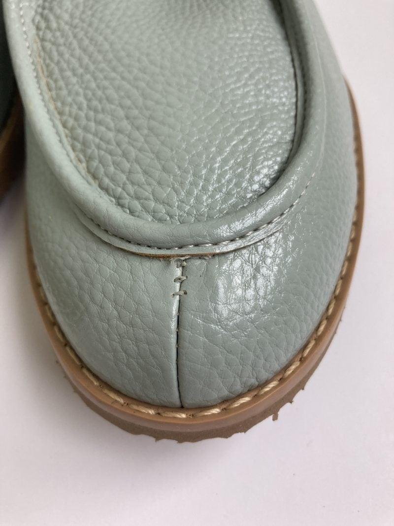 Sapato Yule Menta (Pequenos Defeitos) 1