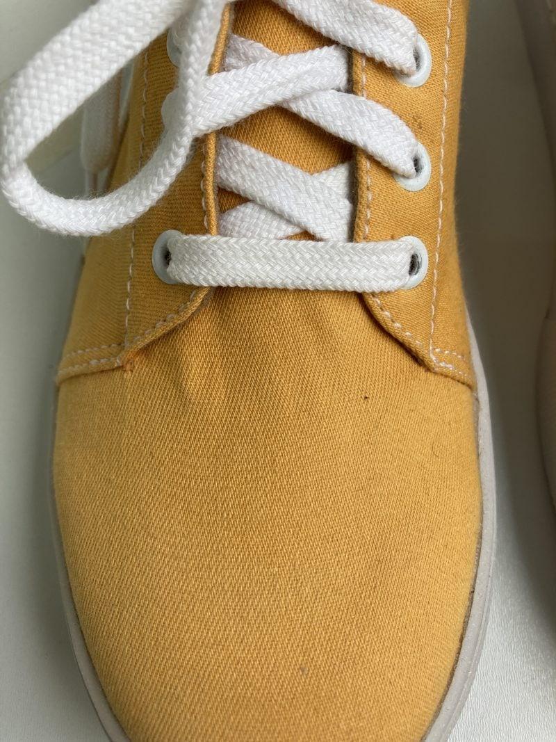 Tênis Maresia Amarelo Mostarda (Pequenos Defeitos) 3