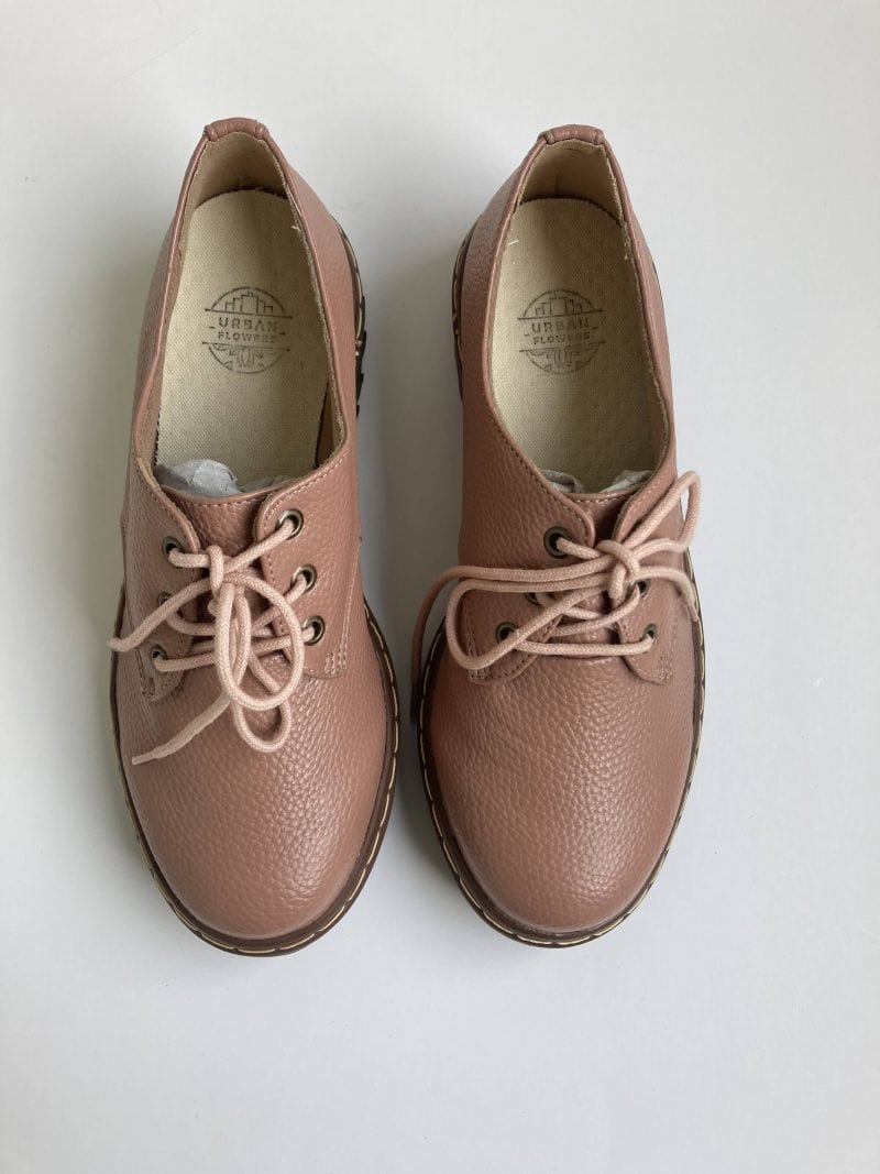 Sapato Tratorado Terra Antique (Amostra) 4