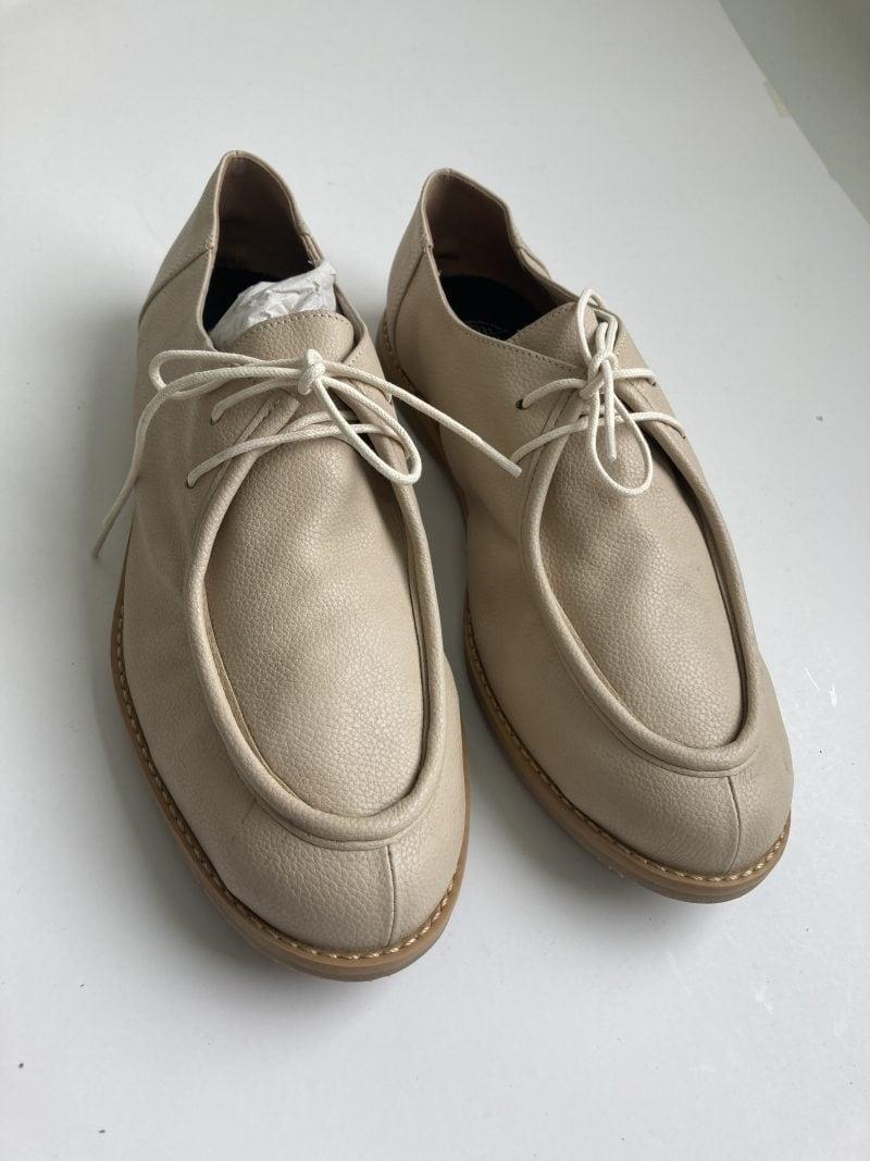 Sapato Yule Creme (Amostra) 3