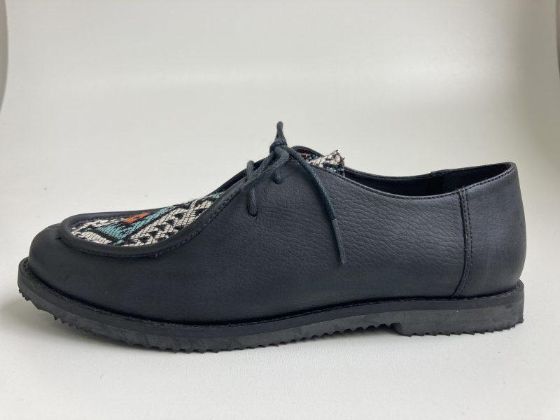 Sapato Yule Hades Preto (Amostra) 1