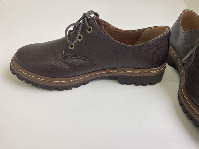 Sapato Tratorado Terra Café (Pequenos Defeitos) 2