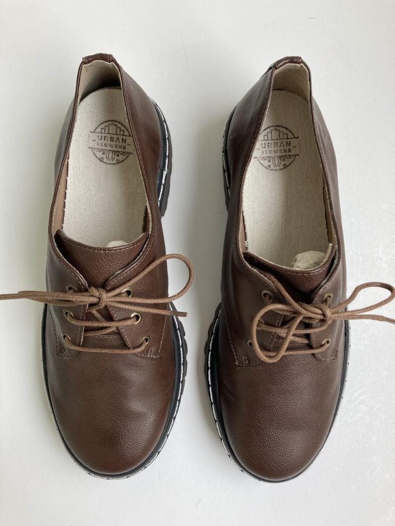 Sapato Tratorado Terra Café (Amostra) 2