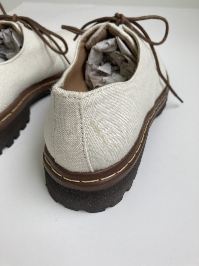 Sapato Tratorado Terra Cru (Pequenos Defeitos) 1