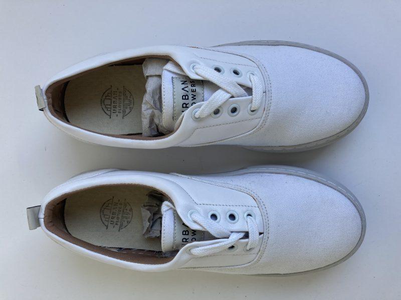 Tênis Ventura Branco (Amostra e Pequenos Defeitos) 4