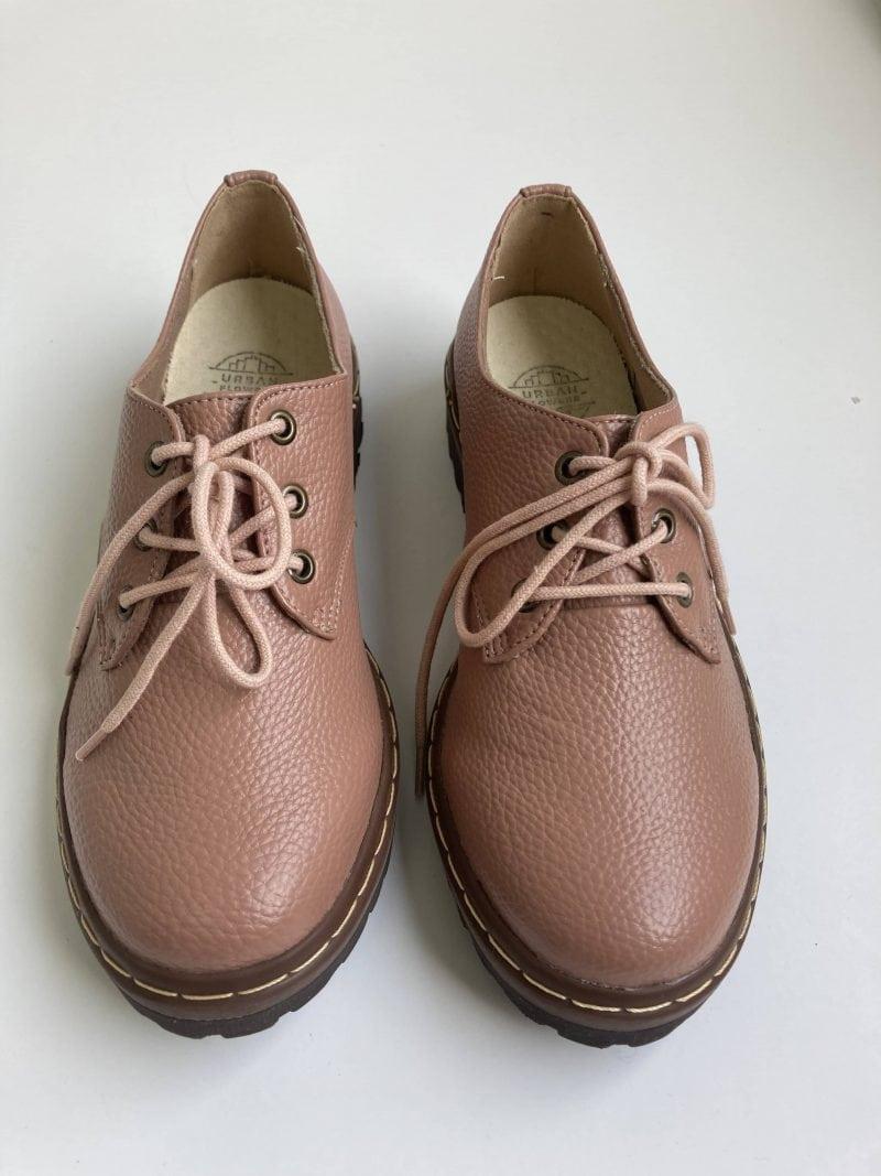Sapato Tratorado Terra Antique (Amostra) 2