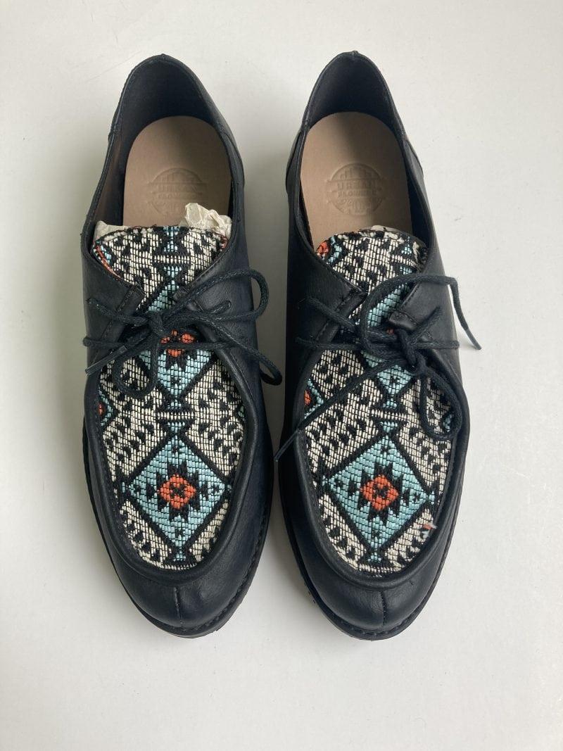 Sapato Yule Hades Preto (Amostra) 2