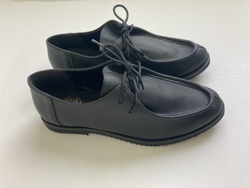 Sapato Yule Preto (Amostra) 1